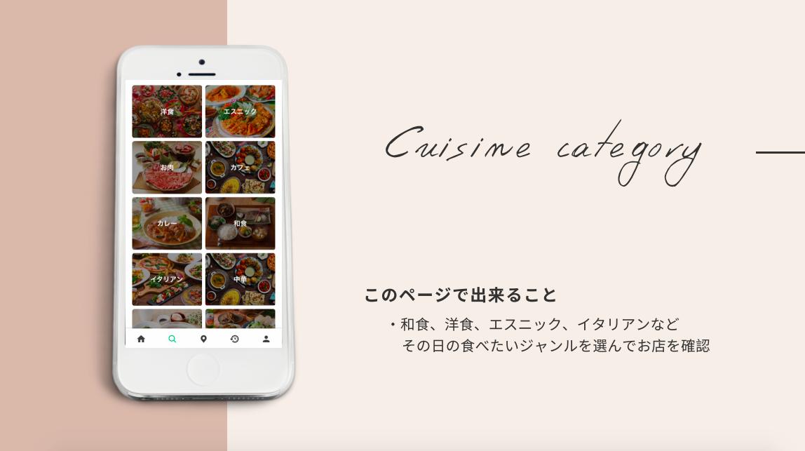 アプリカテゴリーページ画像